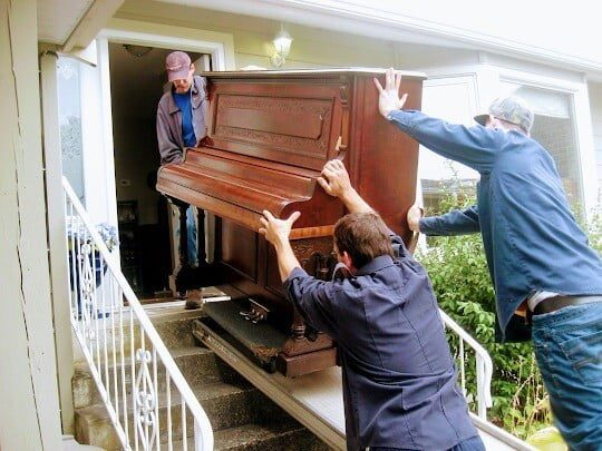 4 Reasons you need a professional Piano Mover