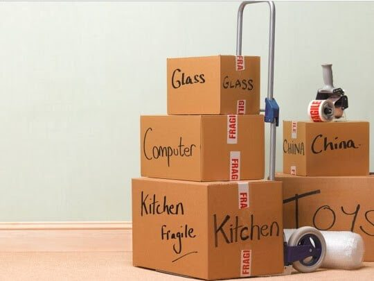 Do's and Don'ts when moving a to a new house